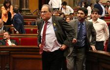 Els Mossos avaluen 148 agents per a la nova escorta del President