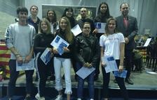 Guissona entrega los premios de poesía infantil y juvenil Jordi Pàmias