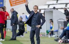Oliva fa marxa enrere i continuarà com a tècnic del Lleida