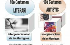 10a edició del certamen literari de l'Espluga Calba