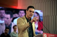Pedro Sánchez a Lleida