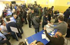 Quants lleidatans estan cridats a les urnes el 28 d'abril?