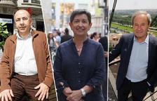 Els tres diputats que més legislatures tenen a l'esquena