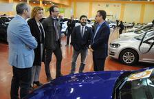 Uns 700 vehicles a la venda a Autotrac de Mollerussa