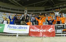 Triomf vital de l'ICG Força Lleida a la pista de l'Osca que el manté amb opcions de 'play-off'