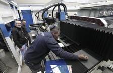 Una firma lleidatana crea la màquina de tall làser més gran del món