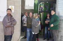 Jornada de puertas abiertas en la potabilizadora de Vilagrassa