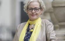 Rosa Burrell: «He planchado 30 años la rojigualda»