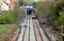 Mor un jove de disset anys al ser atropellat per un tren a Sabadell