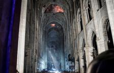 Notre-Dame busca renàixer