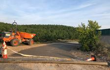 Aitona invierte 150.000 euros en la mejora de caminos