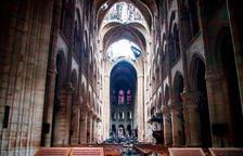 'Documaster' recupera un trabajo sobre Notre-Dame