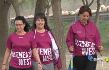 Les Atenea's West aconsegueixen un reconeixement d'Oxfam Intermón