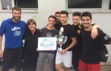 """L'equip """"Eau de Lefoh"""" guanya la sisena edició de la Copa Noguera"""