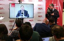 Junqueras diu que evitaran un govern de l'extrema dreta però no renunciaran al referèndum