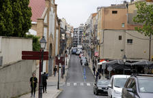 Multat per conduir ebri i en contra direcció pel centre de Lleida