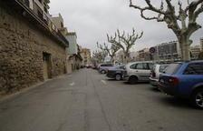 El Portalet, on hi ha una quarantena d'aparcaments.