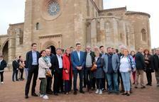 Visita privada de Pedro Sánchez a Lleida