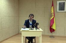 """Jordi Sànchez adverteix des de la presó que """"el referèndum formarà part de la solució"""""""