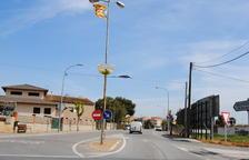 Vallfogona tanca l'accés a un pont per seguretat