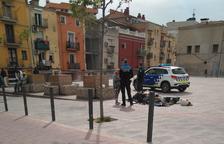 Detingut a Lleida per robar un mòbil valorat en 800 € en una botiga de Valls
