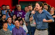 Pablo Iglesias veu el discurs de Ciutadans d'extrema dreta