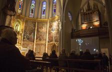 Com ja és tradició, un concert amb l'orgue de Francesco Teppati va tancar ahir el festival.