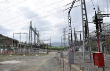 Invierten 410.000 € en la subestación de Adrall