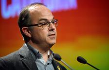 Jordi Turull: «Elegir a un preso político es un mensaje muy claro al Estado y al mundo»