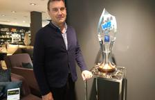 Lleida ya exhibe la copa que ganará el campeón de la Europe Cup