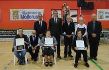 Mollerussa reuneix 400 persones a l'homenatge a la gent gran