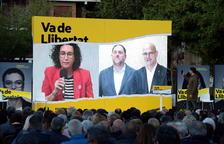 Oriol Junqueras pide que no falte ningún voto republicano mañana