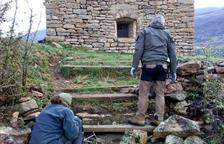 Milloren l'accés a l'ermita de Soler