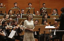 Ainhoa Arteta canta a l'Auditori les últimes quatre cançons de Strauss