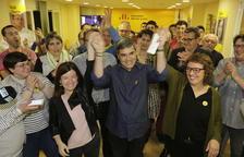 ERC guanya a la demarcació de Lleida i suma el segon diputat