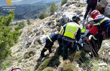 Mor un nen de dotze anys mentre practicava barranquisme a Osca