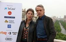 Jeremy Irons presenta un documental sobre el Prado a Barcelona