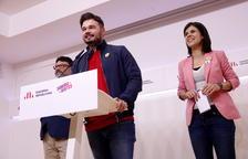 ERC creu que les urnes obliguen Sánchez a tornar a la negociació