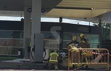 Continua crític el ferit a l'explosió de Fonolleres