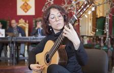La lleidatana Maria Ribera, premi Sant Jordi de l'IEC