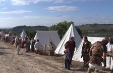 VÍDEO. Ciutadilla celebra aquest cap de setmana la 17a Trobada de Grups de Recreació Medieval