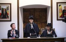 Roser Suñé, primera mujer Síndica general de Andorra
