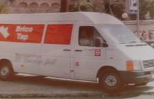 Roben a Lleida una de les furgonetes d'Acudam