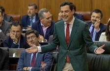 Bronca al Parlament andalús pel nomenament d'Enric Millo