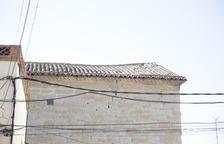 Micromecenazgo vecinal para reparar de urgencia el tejado del templo de Almacelles