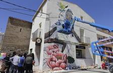 Artistas y grafiteros toman Penelles