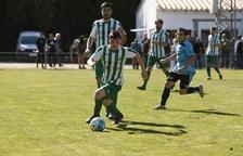 El Rosselló sorprèn amb un gol l'Alguaire