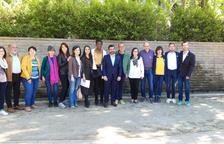"""El Homrani: """"Les polítiques de ciutadania arranquen al carrer"""""""
