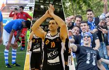 ENCUESTA. Pon nota a la temporada de los tres equipos principales de Lleida