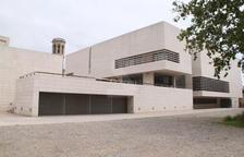 Vista exterior del Museu de Lleida